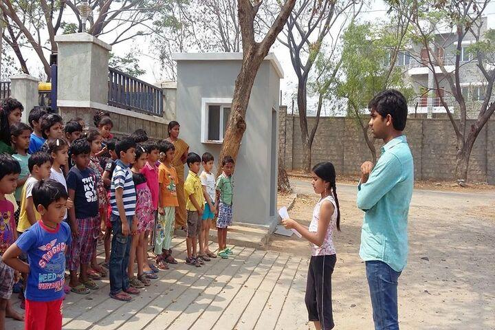 Pragnya Montessori School-Speech