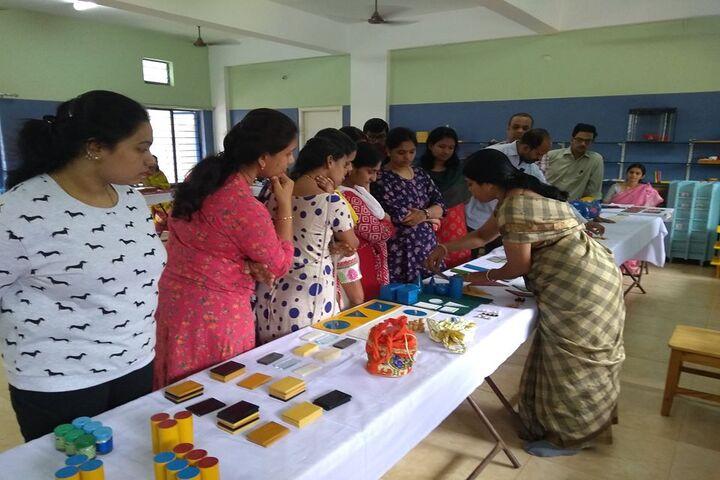 Pragnya Montessori School-Workshop
