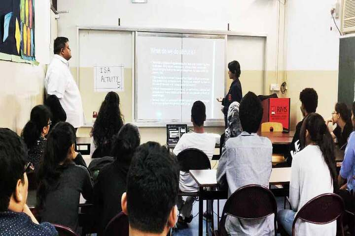 RIMS International School and Junior College-Presentation