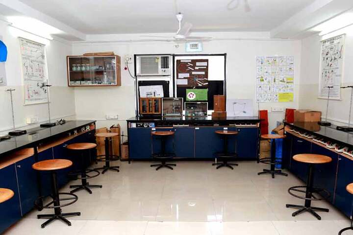 RIMS International School and Junior College-Science Lab