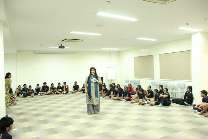 Sancta Maria International School-Awareness Program