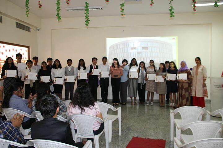 Sancta Maria International School-Certification