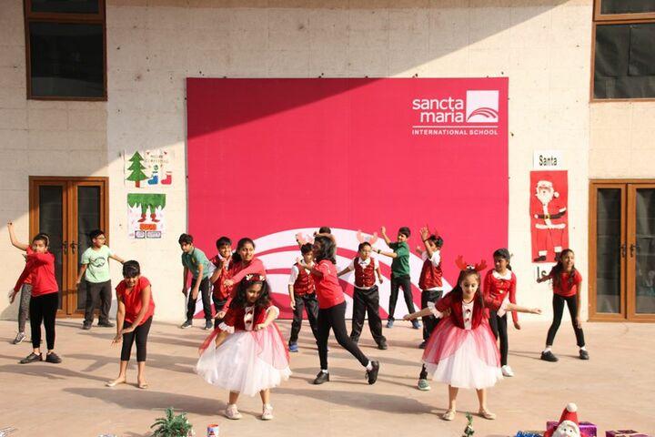Sancta Maria International School-Festival Celebrations
