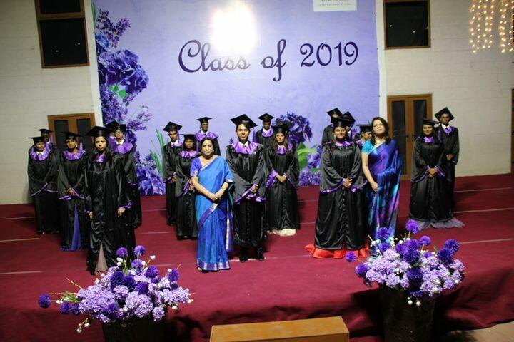 Sancta Maria International School-Graduation Program