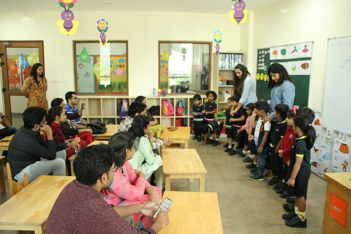 Sancta Maria International School-Parent Orientation