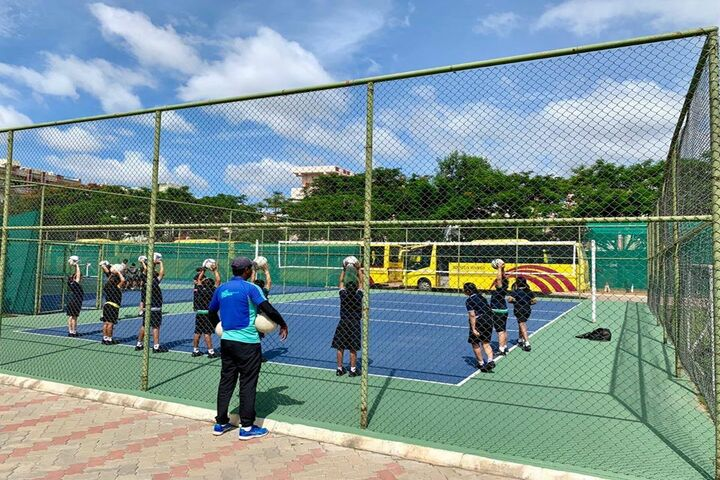 Sancta Maria International School-Play Area