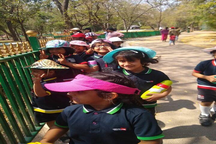 Sancta Maria International School-Tour