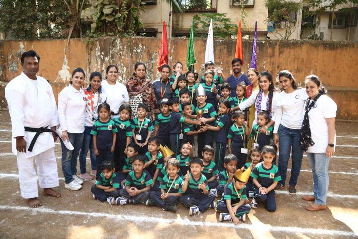 Savitridevi Hariram Agarwal International School-Green Day