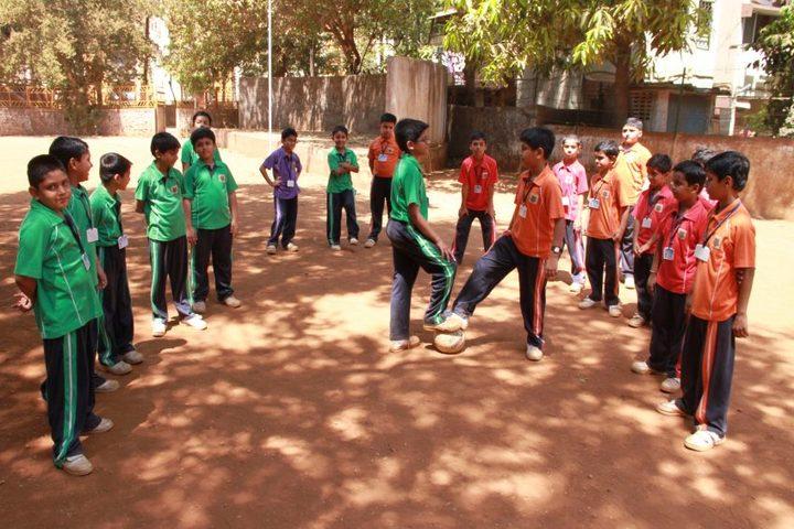 Savitridevi Hariram Agarwal International School-Play Ground