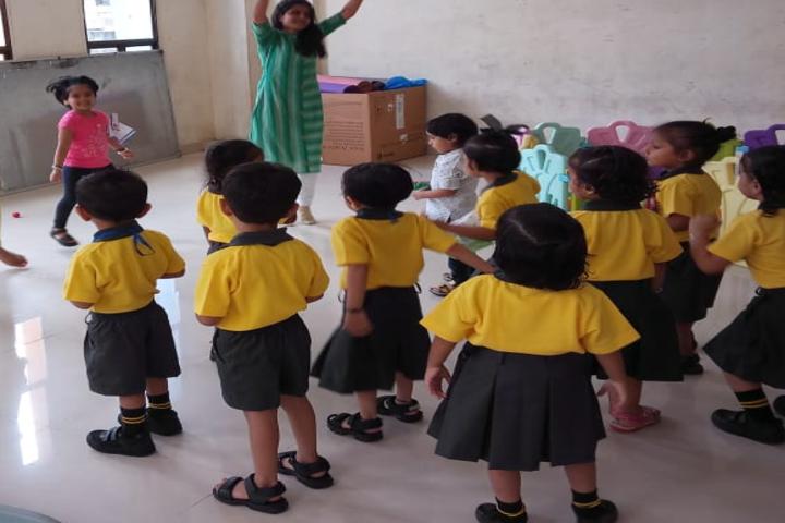 Savitridevi Hariram Agarwal International School-Kids