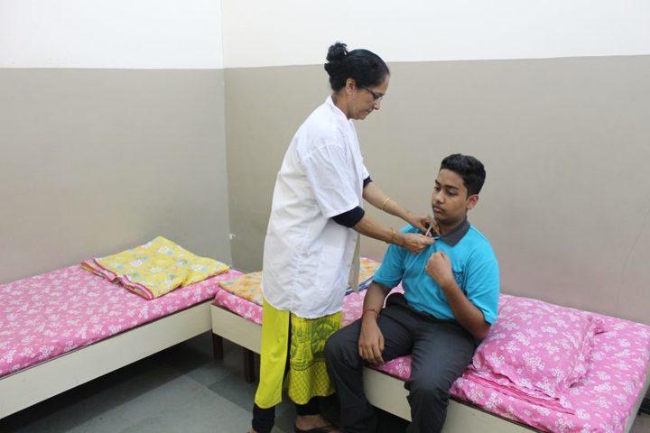 Savitridevi Hariram Agarwal International School-Medical