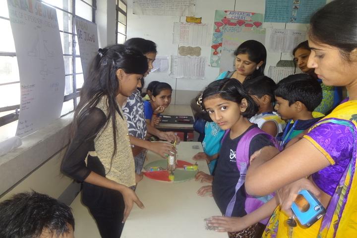 Shashvat Concept School-Exhibition