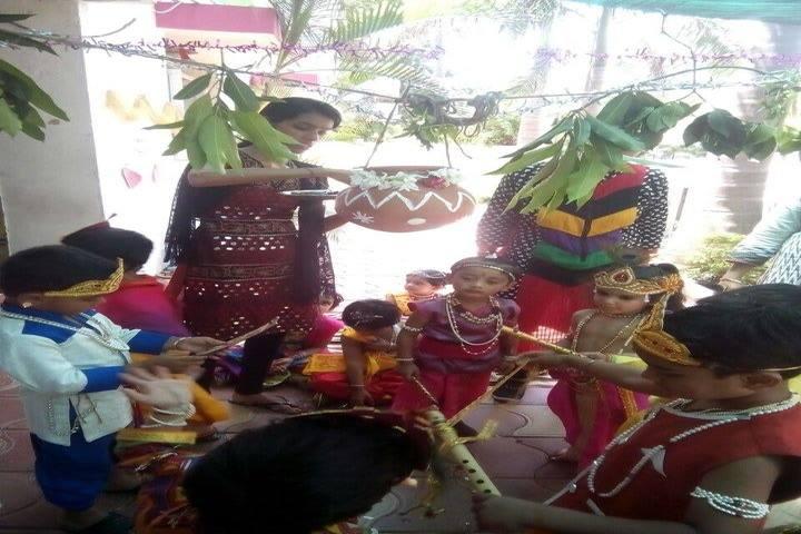 Shashvat Concept School-Festivals