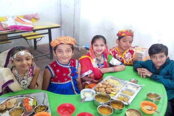 Shashvat Concept School-Kids