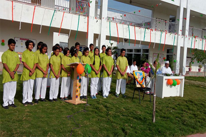 Shashvat Concept School-Singing
