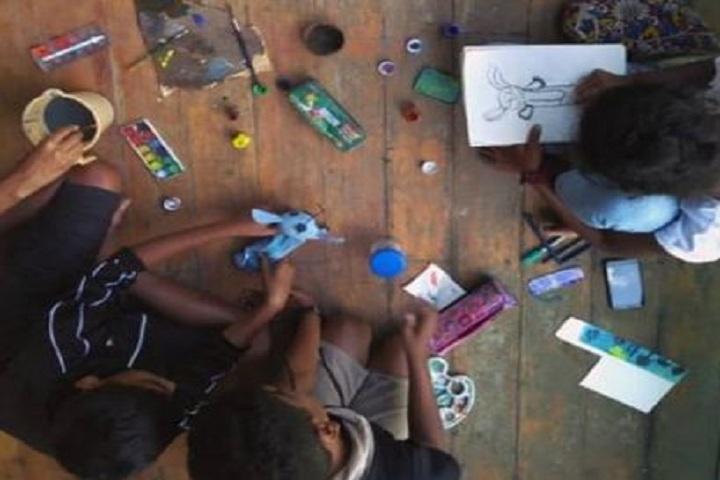 Sholai School-Art