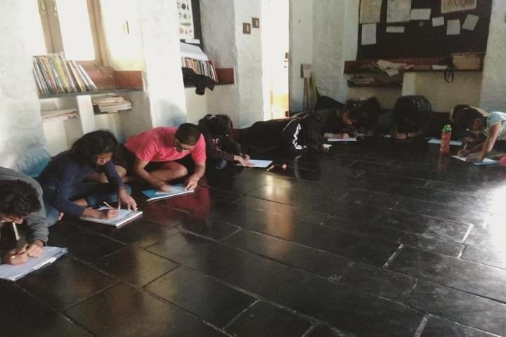 Sholai School-Reading Room