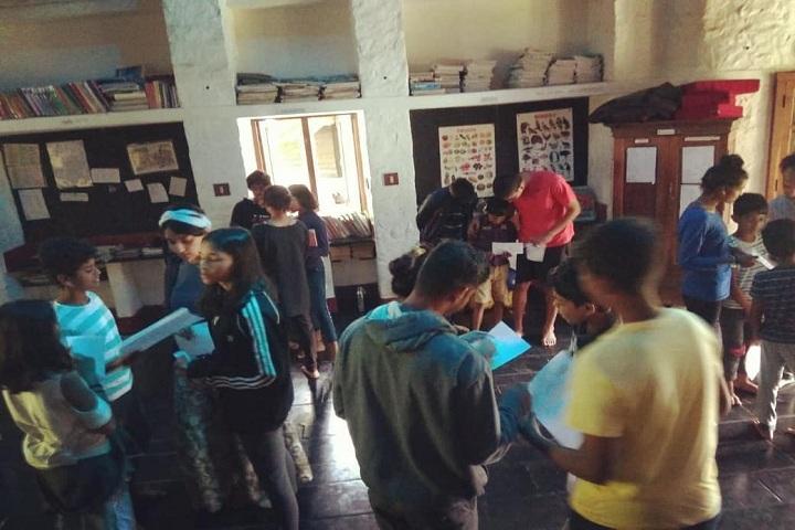 Sholai School-Students