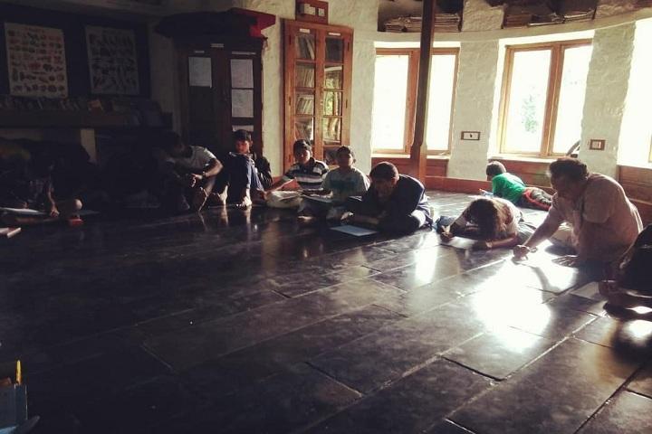 Sholai School-Study Room