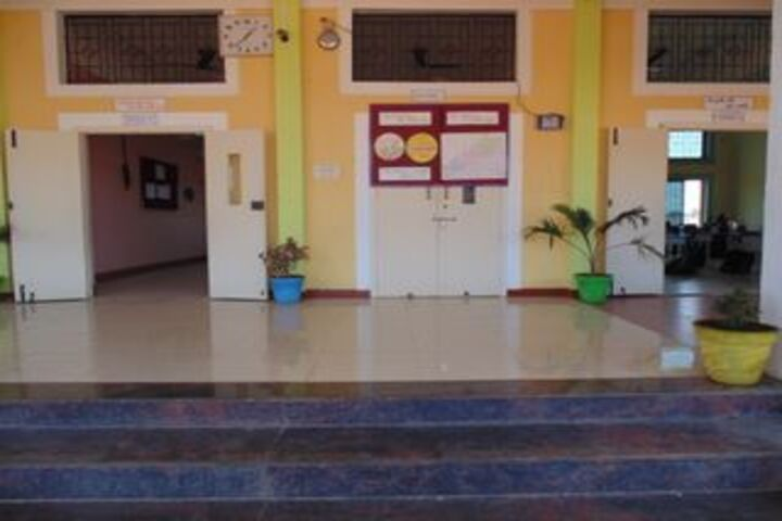 Sri Chandra Gupta Maurya International School-Entrance