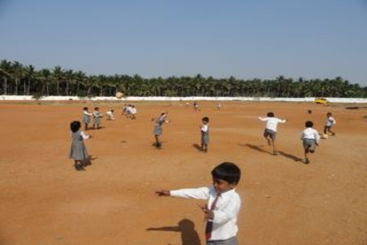 Sri Chandra Gupta Maurya International School-Play Ground