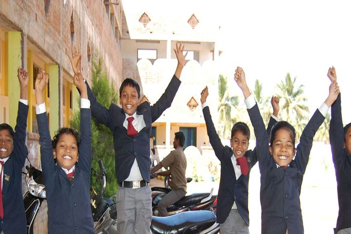 Sri Chandra Gupta Maurya International School-Students1