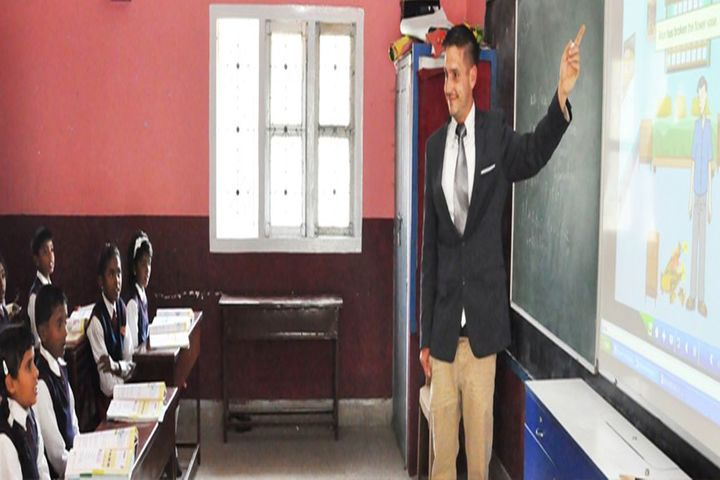 St Peters Matriculation Higher Secondary School-Classroom