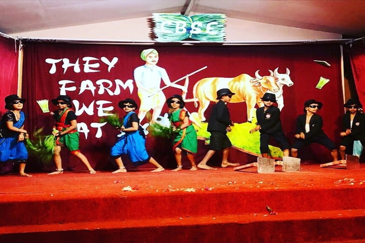 St Peters Matriculation Higher Secondary School-Cultural Day