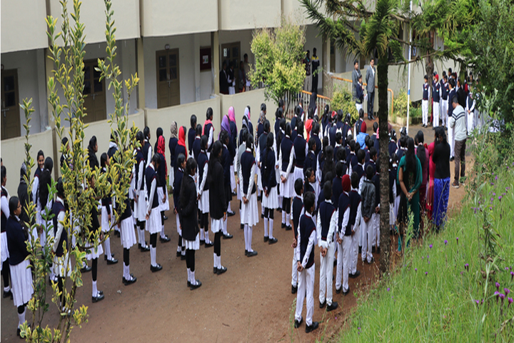 St Peters Matriculation Higher Secondary School-Independence Day