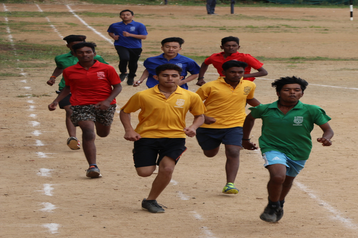 St Peters Matriculation Higher Secondary School-Sports