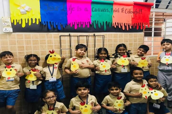 St Anne International School-Activity Day