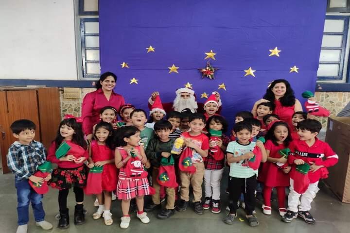 St Anne International School-Christamas Celebration