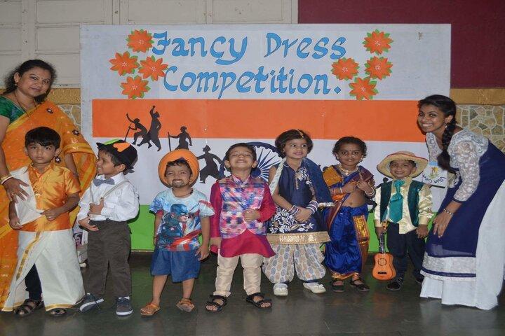 St Anne International School-Fancy Dress