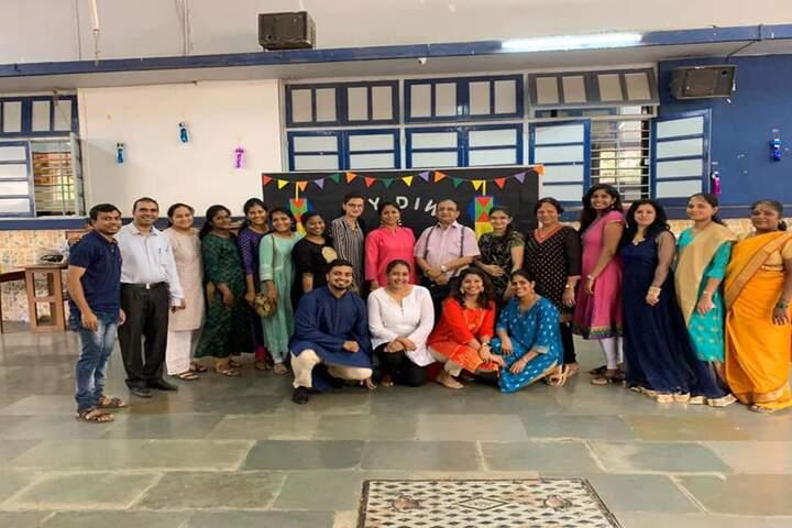 St Anne International School-Group Photo