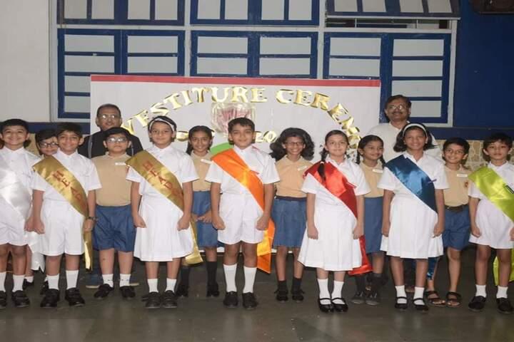 St Anne International School-Investiture Ceremony