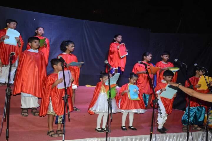 St Anne International School-Singing