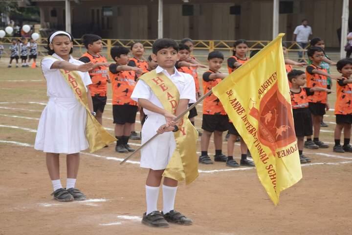 St Anne International School-Sports Day