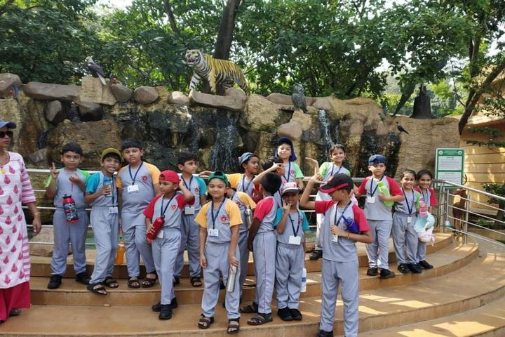 St Anne International School-Tour