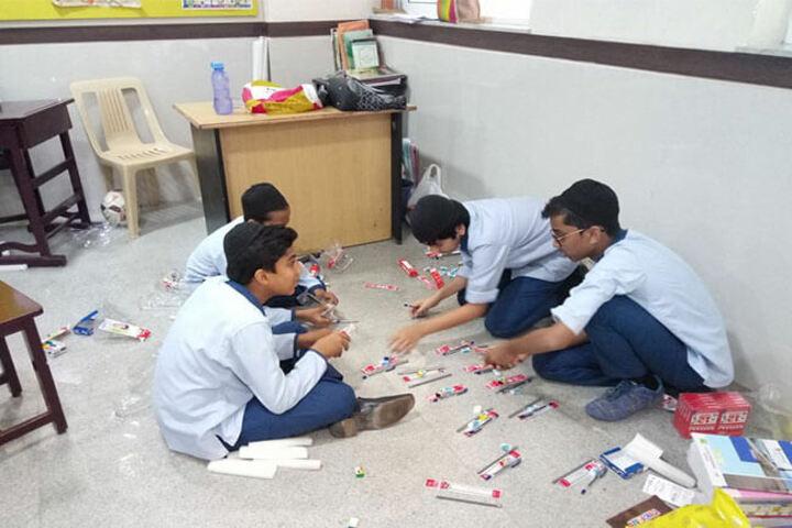 The Bay International School and Junior College-Art