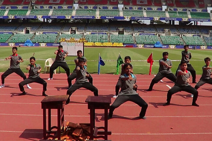The Bay International School and Junior College-Sports Day