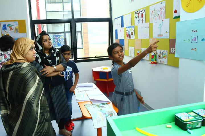 The Charter School - Art Exhibition in the School