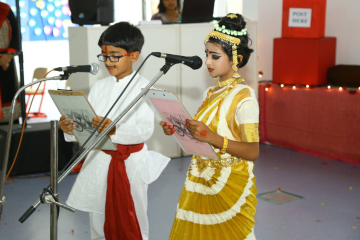 The Charter School-Celebration India Fiesta in School