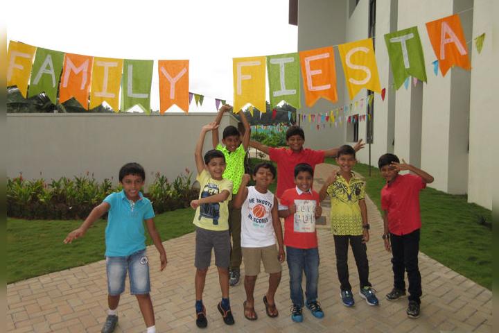 The Charter School-Celebration School Foundation Day