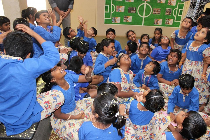 The Home School-Childrens Day Celebration