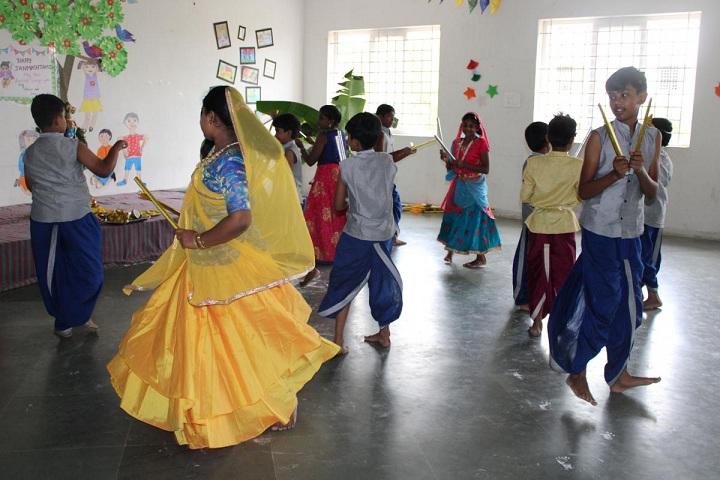 The Home School-Dance