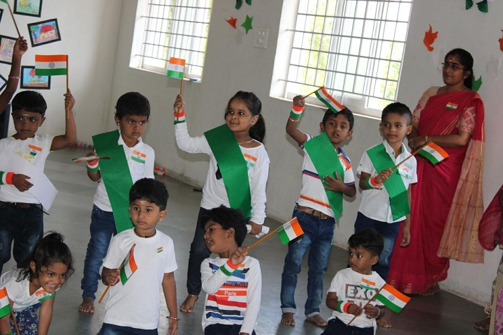 The Home School-Independence Day Celebration