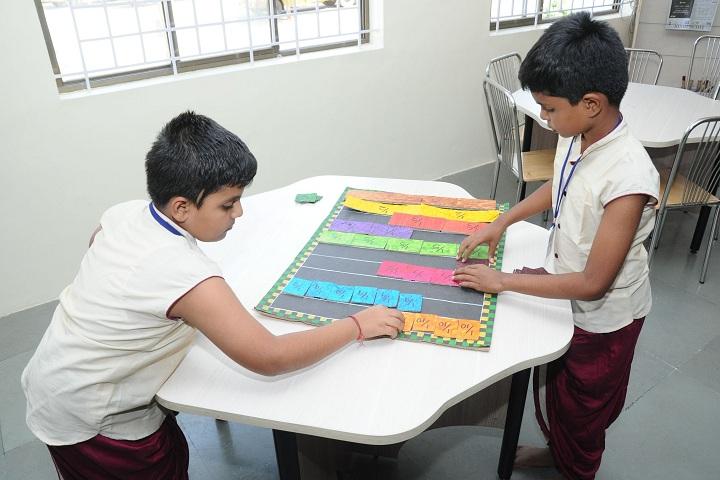 The Home School-Maths Lab