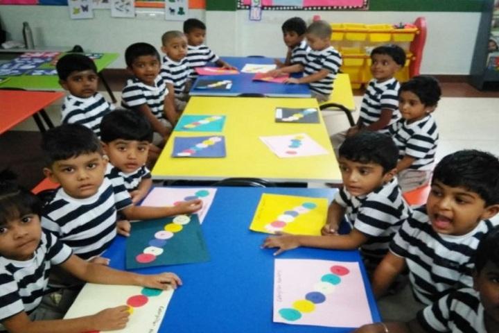 The Indian Public School-Art Classes