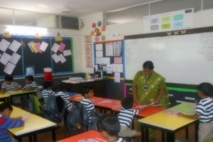 The Indian Public School-Classroom