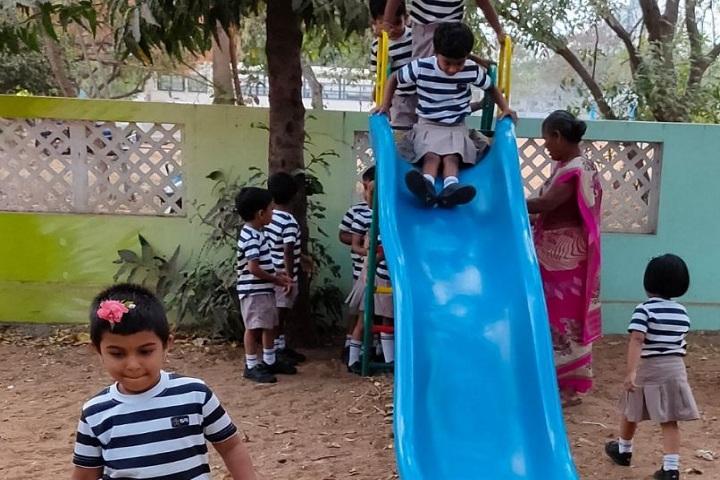The Indian Public School-Kids Park